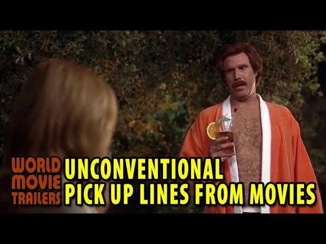 Unconventional Pick Up Lines From Movies (2015) HD