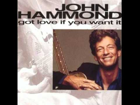 John Hammond - Got Love If You Want It