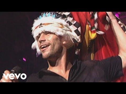 Jamiroquai - Bad Girls / Singin' in the Rain (Live in Verona)