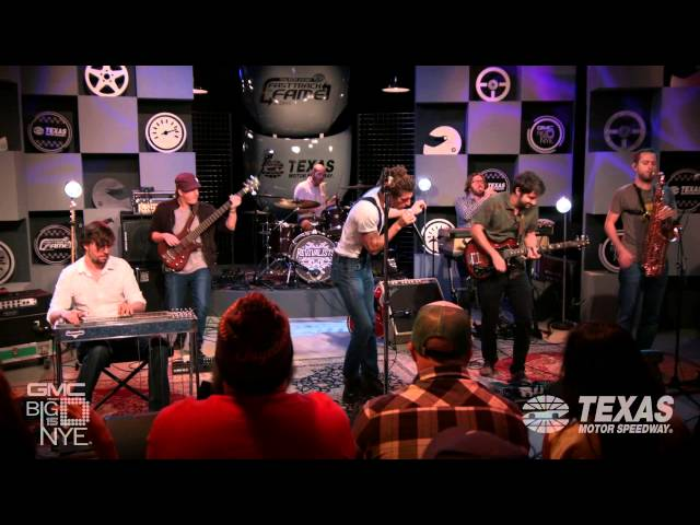 The Revivalists - Navigate Below; Big D NYE 2015 Fast Track To Fame