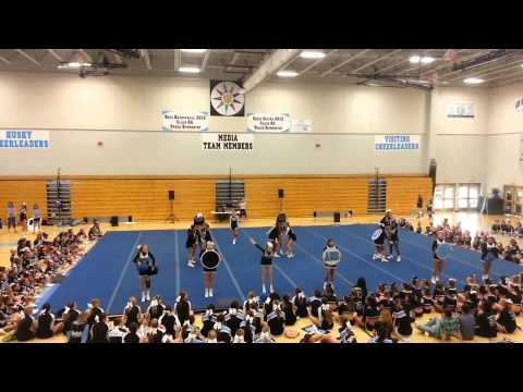 Hagerty High School Freshman Cheer - Double Down Athletics Showcase 2013