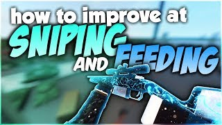 How to Snipe and Feed Better in Phantom Forces