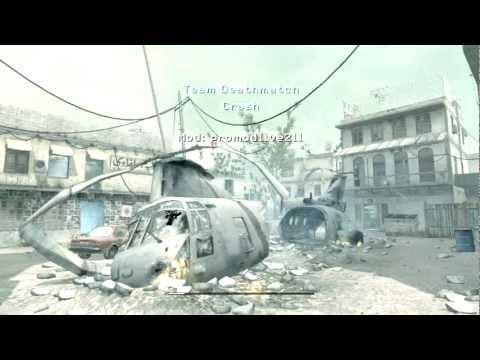 How To : Host Call of Duty 4 LAN Server ( HD )