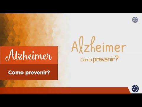 Vídeo - Alzheimer - Prevenção