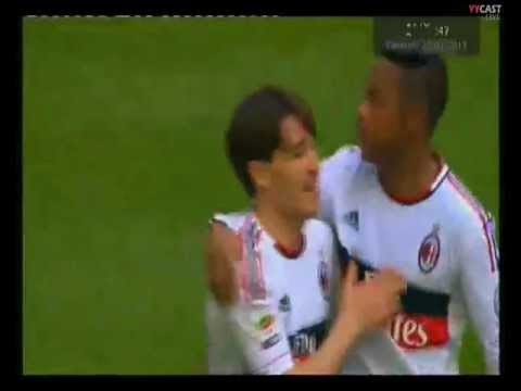 Milan 6-0 Sion highlights 22/03/2013