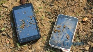 Motorola Defy plus vs Sony Ericsson Xperia Active : Battle of The rugged - iGyaan