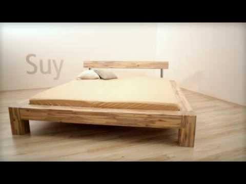 Holzbett selber bauen balken  Bett Selber Bauen Anleitung 180x200 ~ Möbel Ideen und Home Design ...