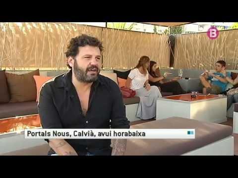 Domingo Zapata torna de vacacions a Mallorca