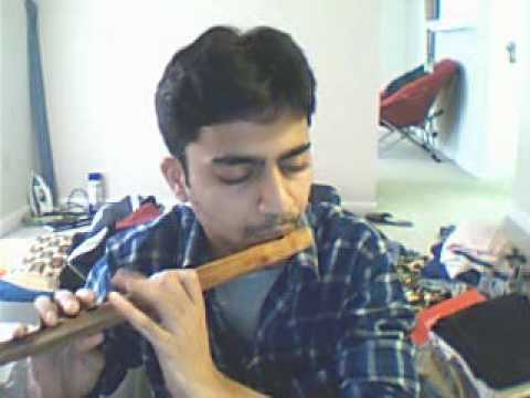 Indian Bamboo Flute - Malgudi Days Theme video