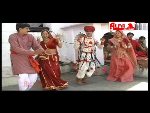 Do Do Joganiya Ke Beech Mein Akelo Languriya | Rajasthani Songs video