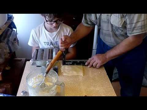 Кавказские пироги - технология и рецепт