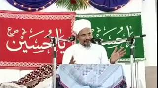 Alavi Bohras: Moharram 1440 - Mumbai - Maulaa 'Ali (as) and M. Abu Zarr - Debt & Gold