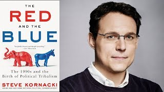 """Steve Kornacki on """"The Red and The Blue"""" at the 2018 Miami Book Fair"""
