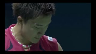 Japanese Badminton young star