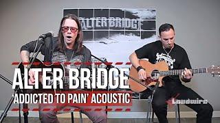 download lagu Alter Bridge 'addicted To Pain' Acoustic For Loudwire gratis