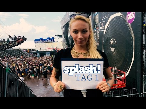 splash! 2014: Tag 1 u.a. mit den Azzlackz (16BARS.TV)
