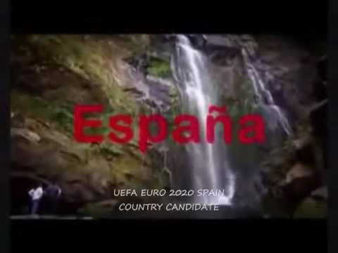UEFA EURO 2020 SPAIN / ESPAÑA / ESPAGNE COUNTRY CANDIDATE