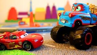 Тачки Молния Маквин и Мэтр Мультики про машинки для детей Все серии подряд #5