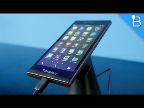 BlackBerry Leap Hands-On!