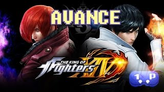 Avance de The King of Fighters XIV