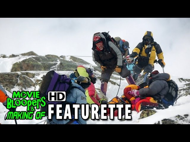 Everest (2015) Featurette - Working on the Mountain