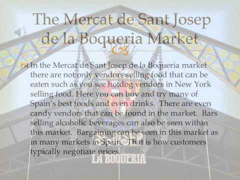 Comparison and Contrast of Markets in Spain and the US