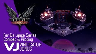 Elite Dangerous FerDeLance Combat Tactics and Piloting Tips and Tutorials