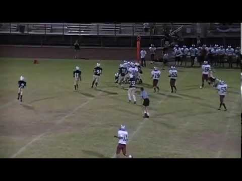 Ironwood High School freshman football HIGHLIGHTS! 2012 - 2013