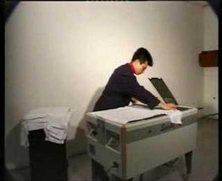 automatic t shirt folding machine