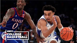 No. 3 Kansas vs. No. 4 Duke | 2019-20 College Basketball Highlights