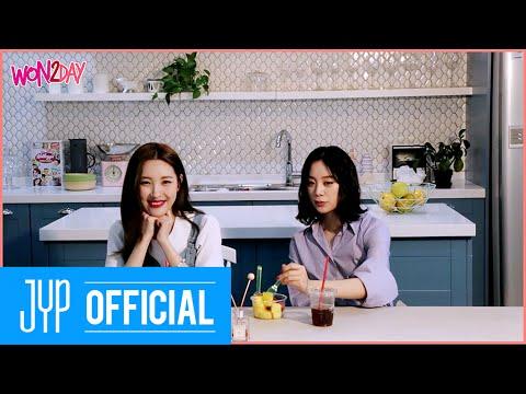 download lagu WON2DAY 03 Sunmi&Hye Rim - Cook gratis