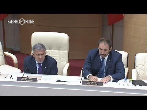 Минниханов раскритиковал Казань за провал благоустройства водоохранных зон