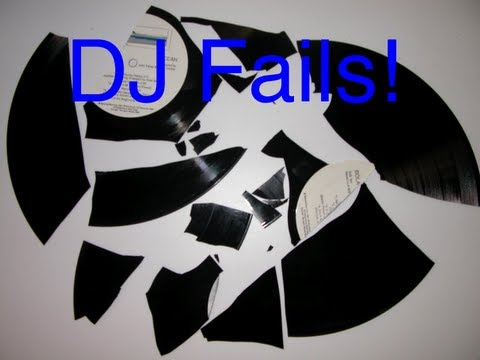 DJ Fail Compilation 2013 | BIGGEST DJ FAILS! | June 2013