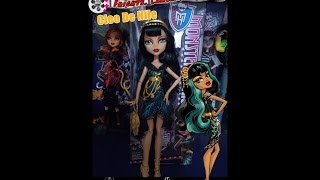Monster High Frights Camera Action Cleo De Nile Türkçe Tanıtım