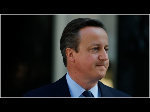 British PM David Cameron quits over Brexit
