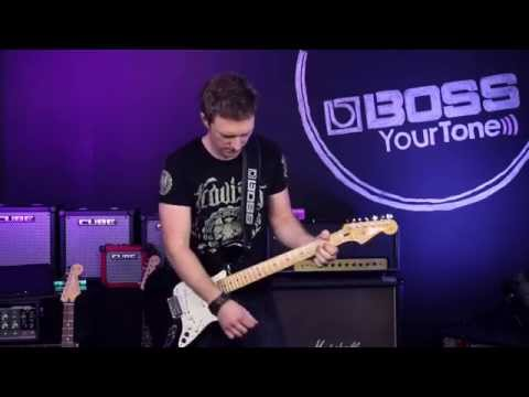 BOSS ME-80 Classic Patches Medley by Josh Munday
