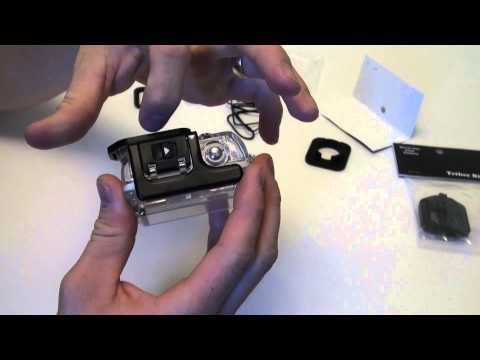 Tether Ring for GoPro Hero3 Installation & Review