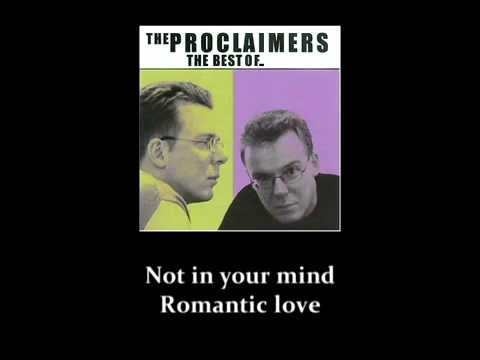 Proclaimers - When You