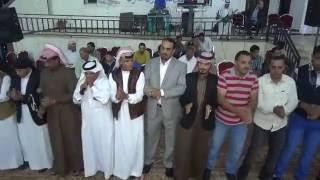 الفنان زكريا عياش وسمير حفلة نجل الشيخ نايف ضيف الله الشرعه العريس نواف2