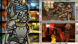 How To Create Fallout Shelter's Strongest Dwellers: Vault Log #10
