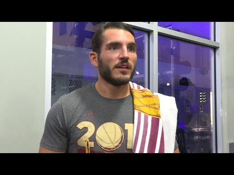 Johnny Gargano compares himself to the Cleveland Cavaliers: WWE.com Exclusive, June 22, 2016