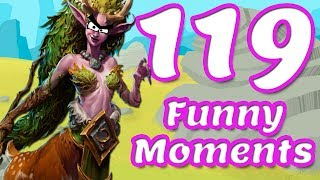 Heroes of the Storm: WP and Funny Moments #119