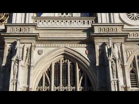 Song for Athene - Westminster Abbey Choir Video