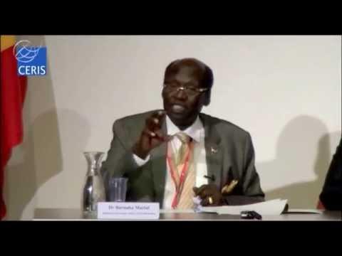 CERIS Africa South Sudan Politics Barnaba Marial Benjamin Bil