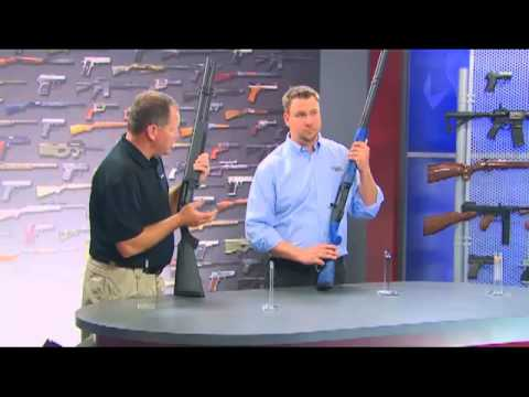 GOG TV 2012: Mossberg JM Pro and Flanigan Series