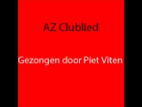 AZ Clublied bij Piet Vilten