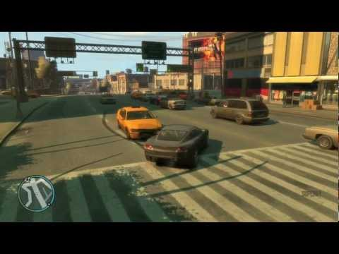 GTA IV All Maximum Graphics Ultra GTX 570