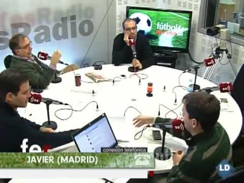 Fútbol esRadio - Mourinho contra los jugadores del Real Madrid - Fútbol esRadio - 13/12/12