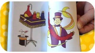 Şaşırtıcı Sihirli Kitap Numarası - Sihirbazlık Okulu
