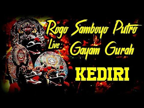 Rogo Samboyo Putro Live Tondowongso Gayam Gurah Kediri